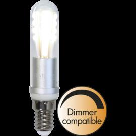 LED-Lampe E14 Ø22 Dim lm220/23w Crystal , hemmetshjarta.no