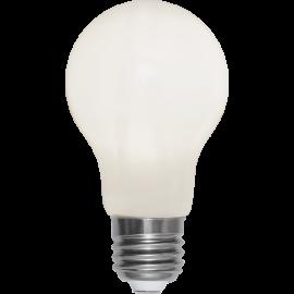 LED-Lampe E27 Ø60 lm1050/75w Frostet Ra90 , hemmetshjarta.no