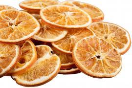 Appelsinskiver Tørket 250g , hemmetshjarta.no