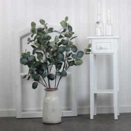 Kunstig Eucalyptus med bær. 100 cm , hemmetshjarta.no