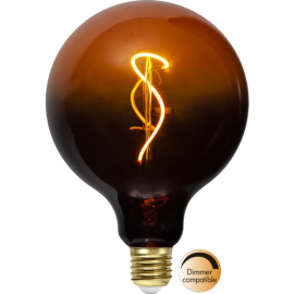 LED-Lampe E27 ColourMix G125 Dim , hemmetshjarta.no