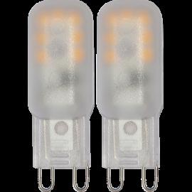 LED-Lampe G9 Halo-LED lm170/18w 2-pakning , hemmetshjarta.no