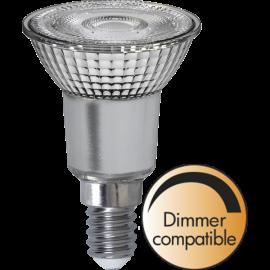 LED-Lampe E14 PAR16 Spotlight Glass Dim , hemmetshjarta.no