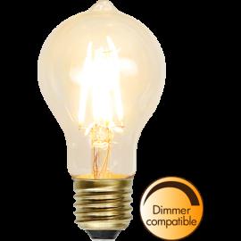 LED-Lampe E27 Soft Glow TA60 Dim , hemmetshjarta.no
