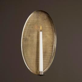 Lampett Antik Messing 26,5x41,5 cm , hemmetshjarta.no