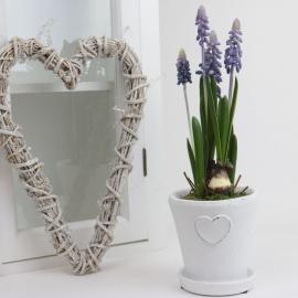 Kunstig Perleblomst Planta 25 cm , hemmetshjarta.no