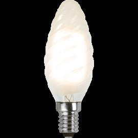 LED-Lampe E14 Twist Ø35 lm150/16w Frostet , hemmetshjarta.no
