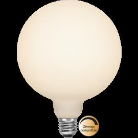 LED-Lampe E27 Double Coating Ø150 lm610/48w Frostet , hemmetshjarta.no