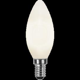 LED-Lampe E14 Ø35 lm470/40w Frostet , hemmetshjarta.no