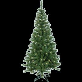 XX Juletre med LED Kalix EL Twinkle Utendørs Varm Hvit 160 Lys 105-195 , hemmetshjarta.no