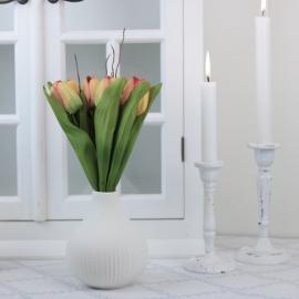 Kunstig Tulipanbukett 30 cm , hemmetshjarta.no
