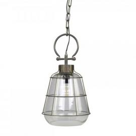 Lampe Industri H43.5 / Ø22 cm antikolor , hemmetshjarta.no
