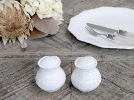 Provence - Salt og pepper set , hemmetshjarta.no