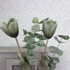 Kunstig Tulipan 58 cm 1 st , hemmetshjarta.no