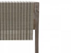 Bordløper med bambusmønster L150 / B40 cm naturlig , hemmetshjarta.no