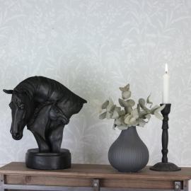 Hesthode/Føll Stående 28 cm , hemmetshjarta.no