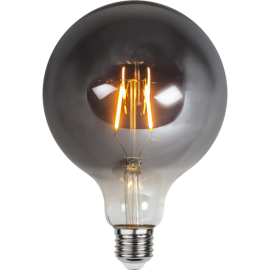 LED-Lampe E27 Plain Smoke G125 , hemmetshjarta.no