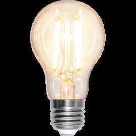 LED-Lampe E27 Ø60 lm810/60w Clear , hemmetshjarta.no
