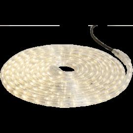 Lysslange Ropelight Flex LED Utendørs Varm Hvit 216 lys 600cm , hemmetshjarta.no