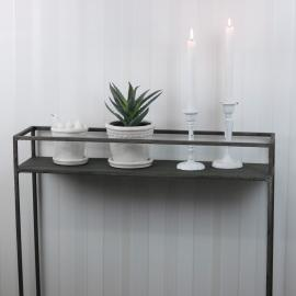 Blomsterbord Industri 70 cm * , hemmetshjarta.no