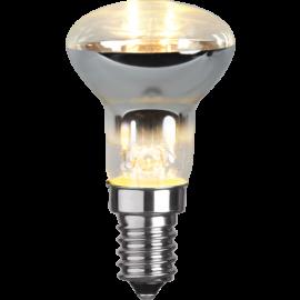 LED-Lampe E14 Reflector Ø39 lm120/12w Clear , hemmetshjarta.no