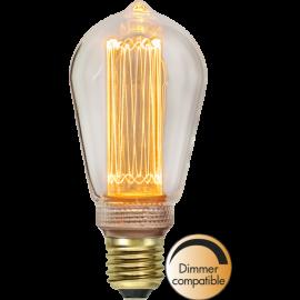 LED-Lampe E27 New Generation Classic ST64 Dim , hemmetshjarta.no