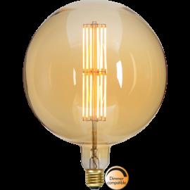 LED-Lampe E27 Industrial Vintage G200 Dim , hemmetshjarta.no