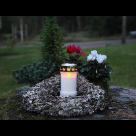 LED gravlys - Serene , hemmetshjarta.no