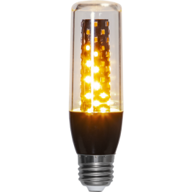 LED-Lampe E27 Flame T40 , hemmetshjarta.no