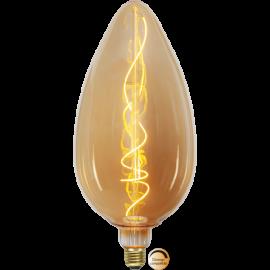 LED-Lampe E27 Industrial Vintage C150 Dim , hemmetshjarta.no