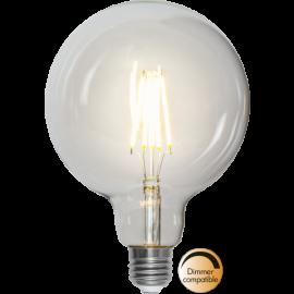 LED-Lampe E27 Ø125 lm806/60w Clear , hemmetshjarta.no