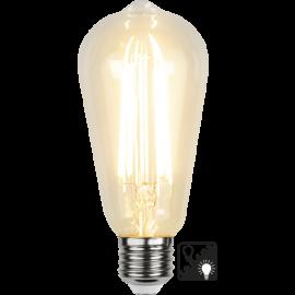 LED-Lampe ST64 Sensor clear ST64 , hemmetshjarta.no