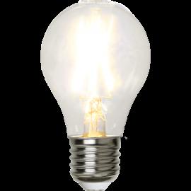LED-Lampe E27 Ø60 lm200/21w Clear , hemmetshjarta.no