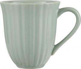 Uke 50 Mynte Green Tea kopp m/riller , hemmetshjarta.no