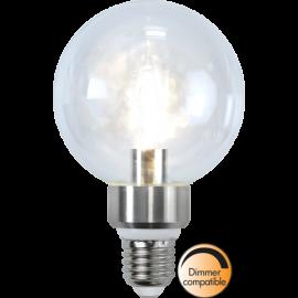 LED-Lampe E27 Ø95 Dim lm420/37w Crystal , hemmetshjarta.no