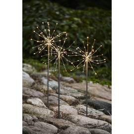 Utendørs dekorasjon Firework Outdoor , hemmetshjarta.no