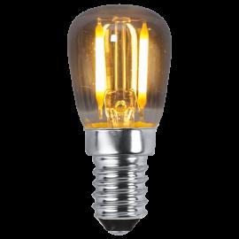 LED-Lampe E14 Decoled Smoke ST26 , hemmetshjarta.no