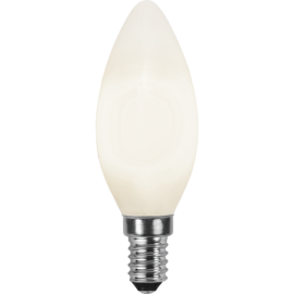 LED-Lampe E14 Ø35 lm250/25w Frostet , hemmetshjarta.no