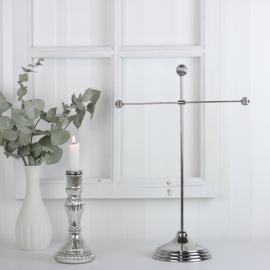 Smykkehenger Sølv 44 cm , hemmetshjarta.no