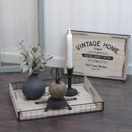 Brett Vintage Home 2-pakning , hemmetshjarta.no