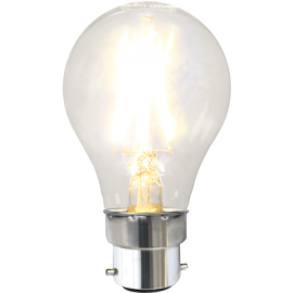 LED-Lampe B22 Ø60 lm220/23w Clear , hemmetshjarta.no