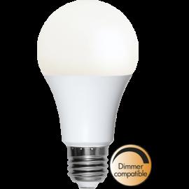 LED-Lampe E27 Ø65 lm1521/100w Frostet , hemmetshjarta.no
