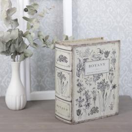 Bok lagring Vinboks Botany 26x20x10cm , hemmetshjarta.no