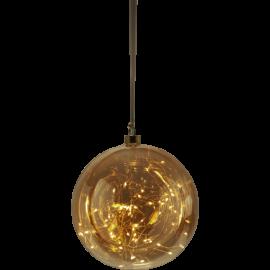 Glasskule Glow Amber 20-80 , hemmetshjarta.no