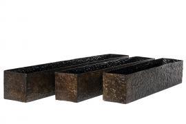 Krukke Ru avlang 3-pack - antikkbrun , hemmetshjarta.no