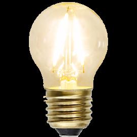 LED-Lampe E27 Soft Glow G45 , hemmetshjarta.no