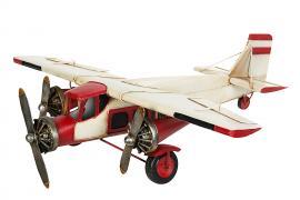 Dekorasjon fly Stort metall 57x60x16cm , hemmetshjarta.no