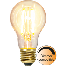 LED-Lampe E27 Soft Glow A60 Dim , hemmetshjarta.no