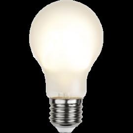 LED-Lampe E27 Ø60 lm150/16w Frostet , hemmetshjarta.no