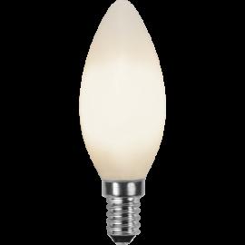LED-Lampe E14 Ø35 lm150/16w Frostet , hemmetshjarta.no